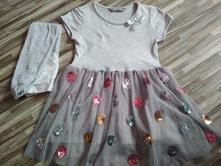 Lindex šaty šatičky s tylem, lindex,92