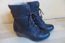 Dámské kotníkové boty, lasocki,38