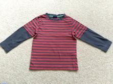 Chlapecké pruhované tričko, cherokee,98