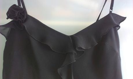 Černé šaty , clockhouse,38