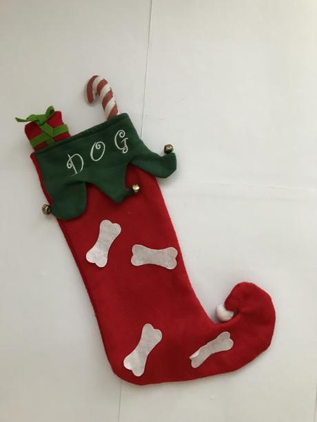 K5/ ponožka vánoční,