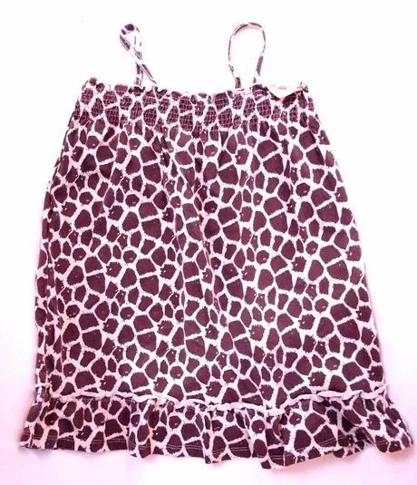 E260 - tenké bavlněné šaty, f&f,116