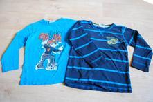 2x tričko i jednotlivě, topolino,116