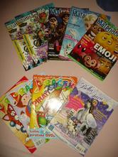 Dětské časopisy monster high dráček mateřídouška 9,