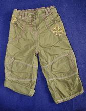 Tlatene kalhoty, roll-up, next,86