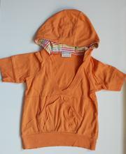 G106dívčí triko s krátkým rukávem a kapucí v. 116, next,116