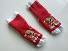 Vánoční teplé ponožky, lupilu,23