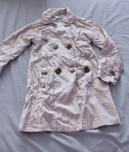 Podšitý kabátek next vel.116/122, next,116