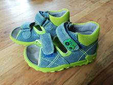 Kožené sandálky superfit, superfit,22