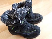 Zimní boty s kožíškem, na donošení - vel. 30, alpine pro,30