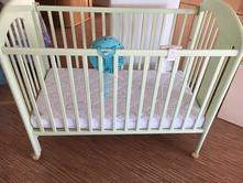 Detska postylka vcetne matrace, 60,120