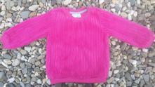 Chlupatý svetr, ergee,86