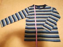 Tričko dlouhý rukáv velikost 110, cherokee,110