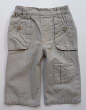 Zateplené kapsové kalhoty vel. 74 zn.m&co , m&co,74