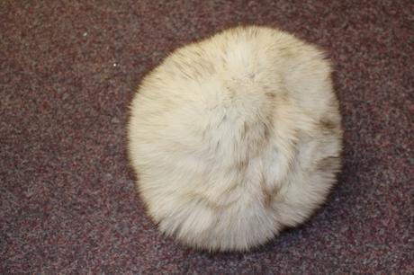 Luxusní kožešinová čepice z lišky, 116