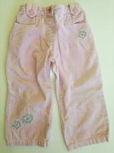 Růžové manžestráky, early days,80
