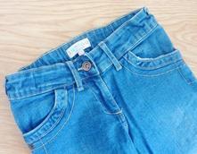 Modré džíny marks&spencer, veľ.122, málo nosené, marks & spencer,122