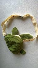 Batůžek přes rameno - želvička,