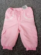 Zateplené kalhoty, ergee,68