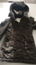 Hnědý kabátek vel. 98,, okay,98