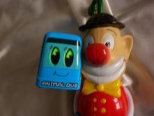 Autobus a klaun,