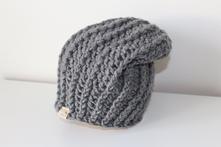 Zimní čepice homeless pro dospělé, 34 - xxxl