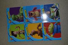 Knihy toy story (leporela),