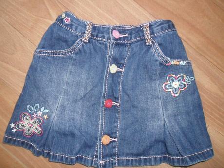 Riflová sukně cherokee, cherokee,98