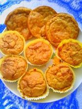 Kalerábove muffiny a placky
