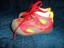 Kožené botičky-stelka 13cm, 21