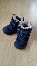 Zimní boty protetika vel. 20, protetika,20