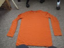 Oranžové triko, kik,146