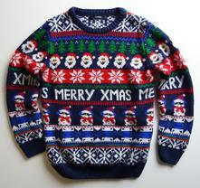 Vánoční svetr, george,134
