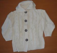 Pletený svetr zn. lupilu, vel. 98 / 104, lupilu,98