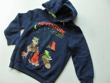 Chlapecká mikina adventure č.120, kiki&koko,122