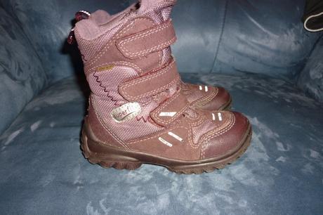 Superfit zimní boty s gore-tex membránou, vel. 25, superfit,25