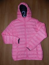 Neonová zimní bunda, m