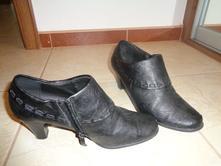 Prodám minimálně nošené boty zn. marco tozzi, 37, marco tozzi,37