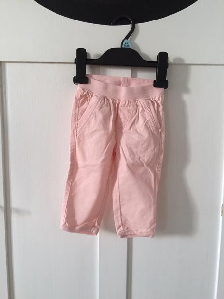 Platene kalhoty, carter's,80