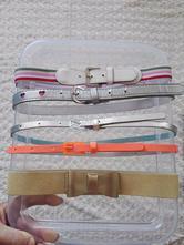 Pásek moderní opasek páseček,
