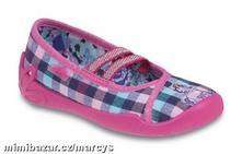 Dívčí balerínky befado,certifikovaná obuv, befado,27