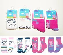 Ponožky peppa pig, 92 - 140
