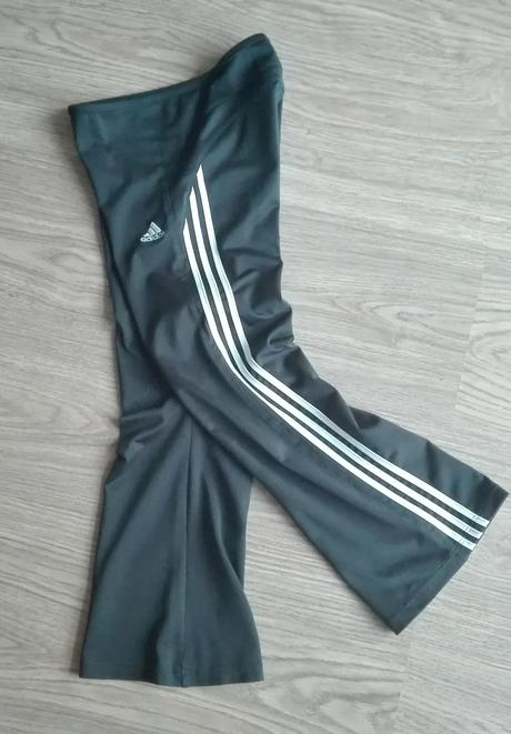Sportovní tepláky, dívčí, adidas,116