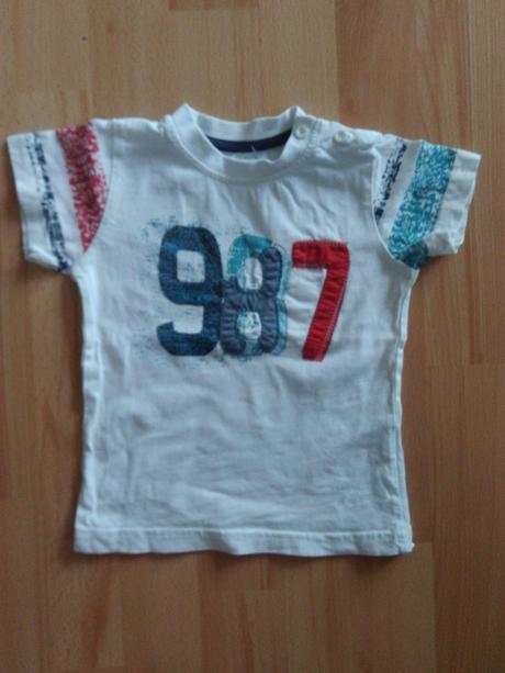 Tričko krátký rukáv, 80