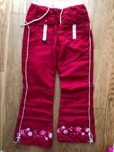 Tenké kalhoty success, vel.116, success,116