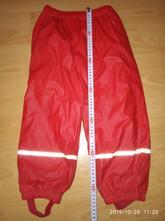Nepromokavé kalhoty vel. 110-116, lupilu,110