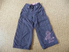 Otepelné kalhoty, next,104