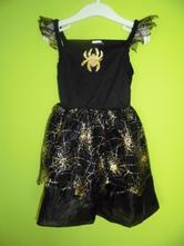 Kostým s pavoukem,