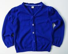 Bavlněný propínací svetr, tu,104