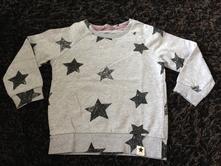 Mikina s hvězdami, lindex,92